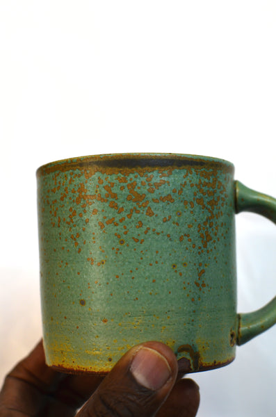 BUCKLAND CERAMICS - MUG (SEA GREEN)