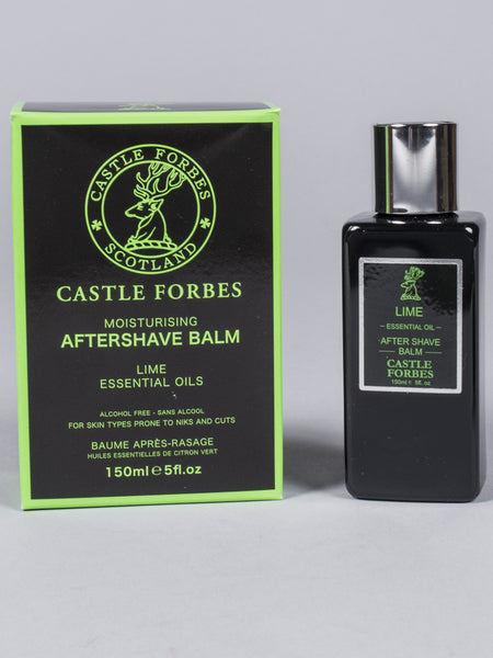 CASTLE FORBES - AFTERSHAVE BALM