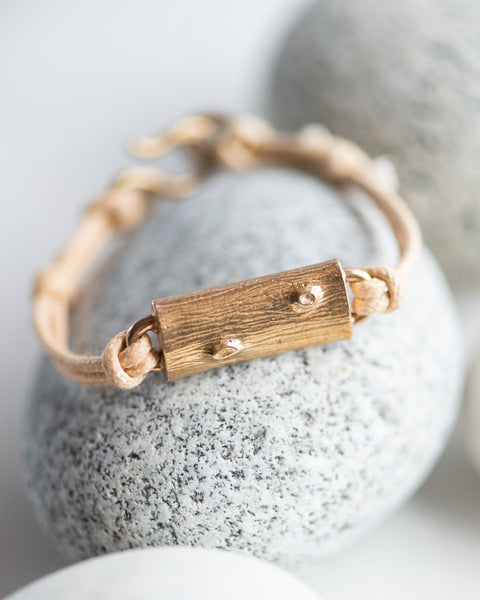 CAT BATES X PTC - BRACELET (LUMBER COLLECTION)