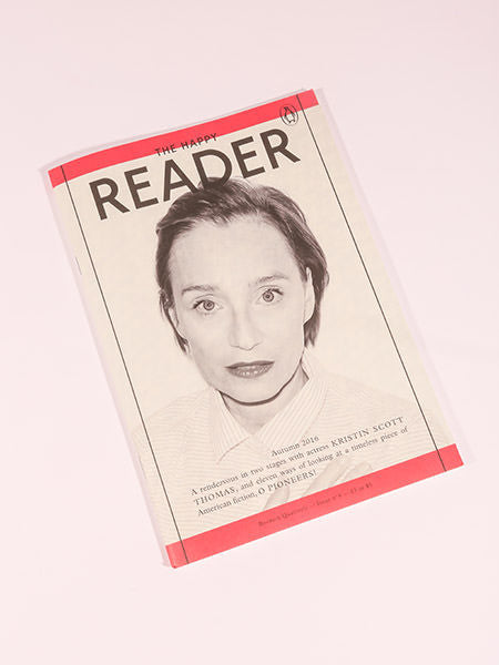 THE HAPPY READER - ISSUE No.8 (AUTUMN 2016)