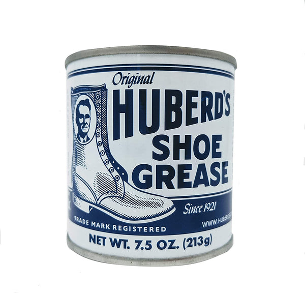HUBERD'S - SHOE GREASE (7.5 OZ)