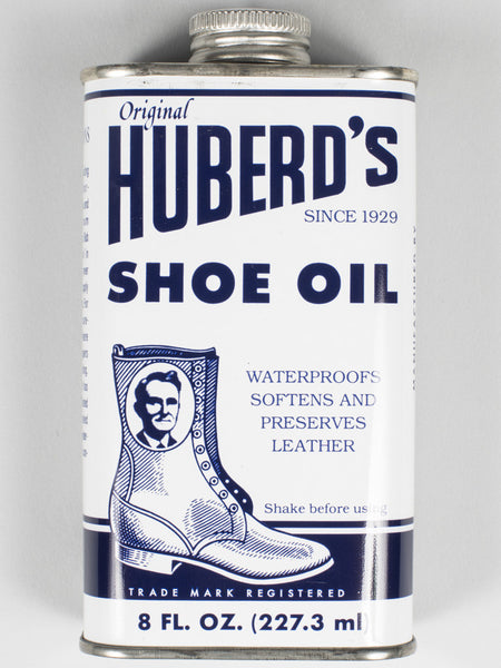 HUBERD'S - SHOE OIL (8 FL OZ)
