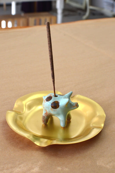 PTC - PIG (INCENSE HOLDER)