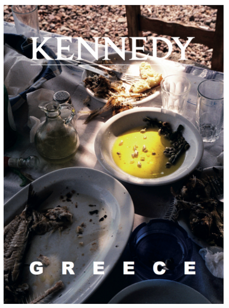 KENNEDY MAGAZINE - ISSUE 10 (GREECE)