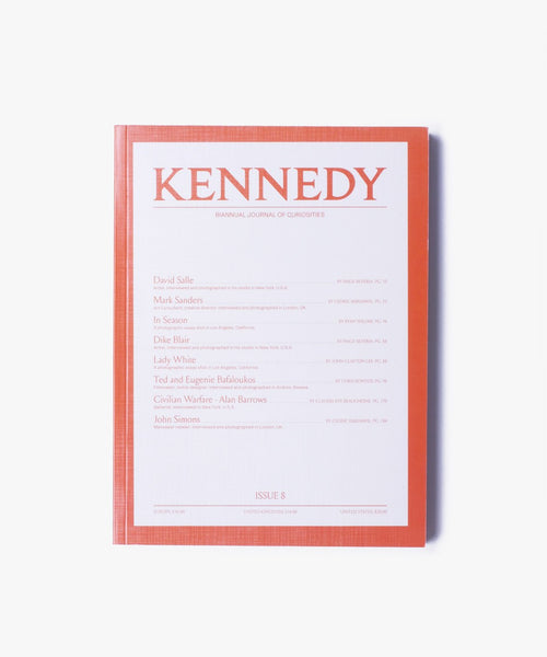 KENNEDY MAGAZINE - ISSUE 8