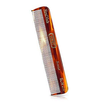 KENT HANDMADE COMB - SLIM JIM COMB - ALL FINE