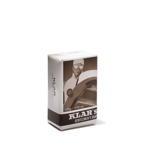 KLAR - CLEAR GENTLEMEN SOAP (100G)