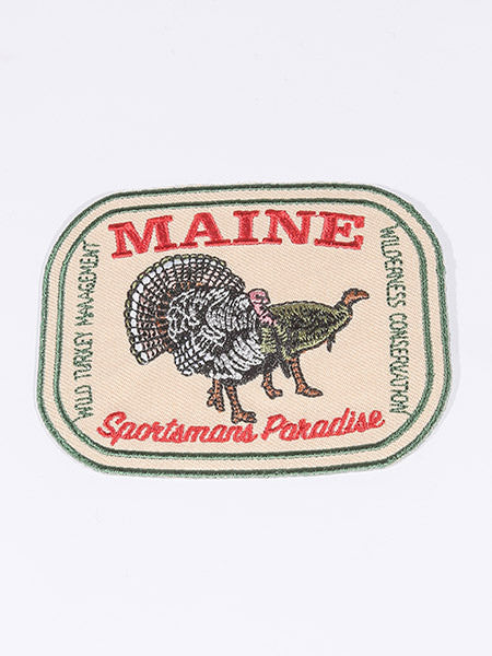 MAINE WILDLIFE CONSERVATION PATCH