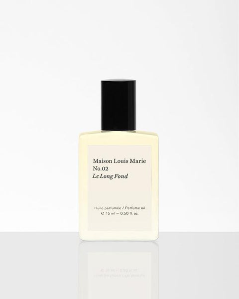 MAISON LOUIS MARIE - PERFUME OIL (NO.02 LE LONG FOND)