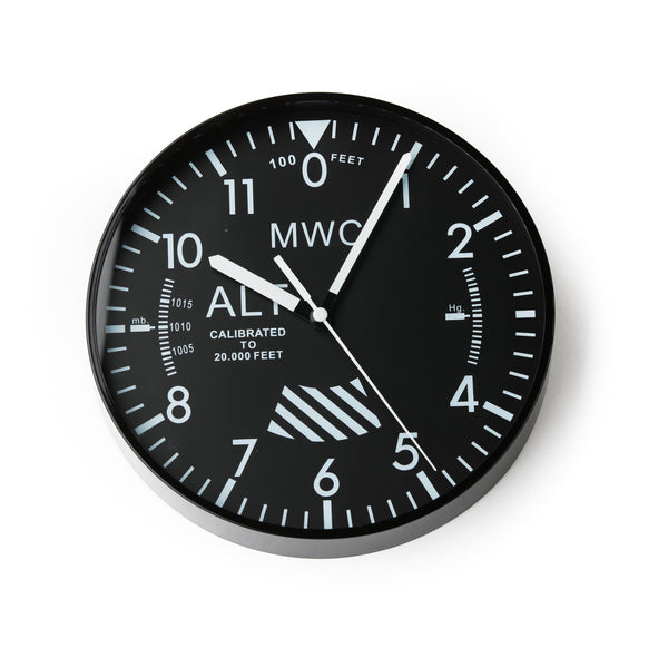 MWC - ALTIMETER WALL CLOCK
