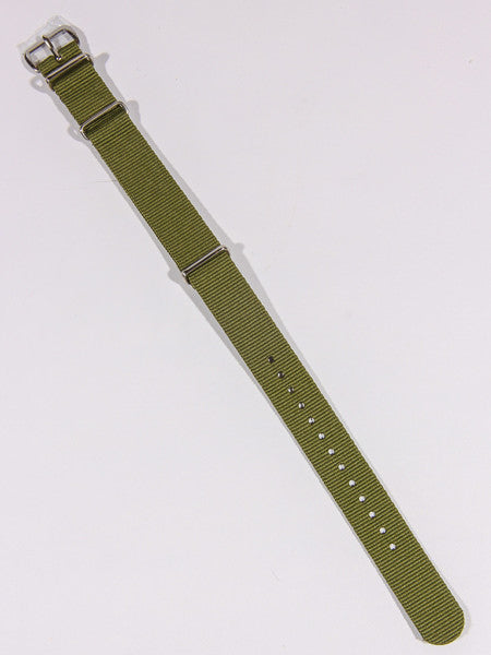 MWC WATCHES - 18MM NATO MILITARY STRAPS