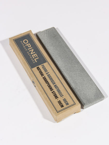 OPINEL - GRINDING NATURAL SHARPENING STONE (10CM)