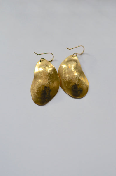 SIMPLY SVEA - OYSTER EARRINGS