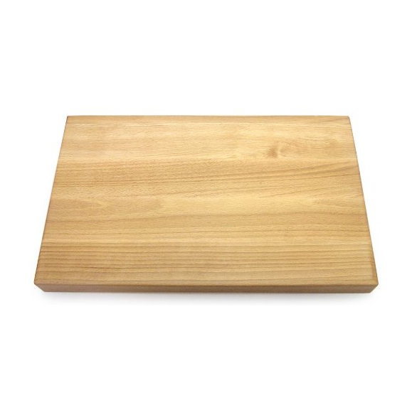 "PALLARES - CUTTING BOARD BEECH WOOD (14x10x1"")"