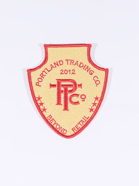 PORTLAND TRADING CO. PATCH