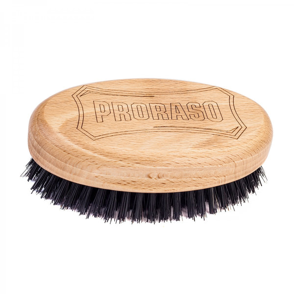 PRORASO - OLD STYLE MILITARY BEARD / HAIR BRUSH