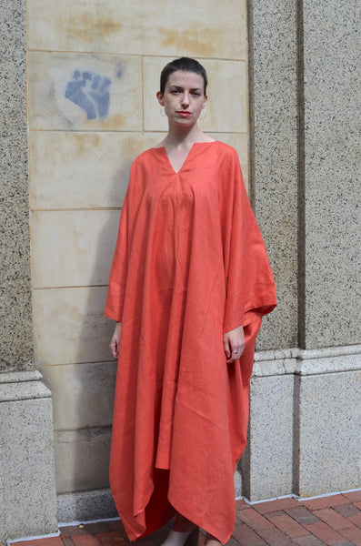 PTC - SUSPIRIA LOUNGE CAFTAN (AUTUMN ORANGE)