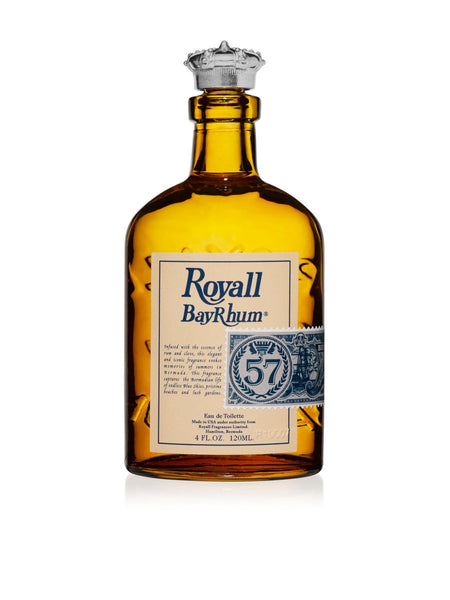 ROYALL LYME BERMUDA - BAY RHUM COLOGNE (4oz)