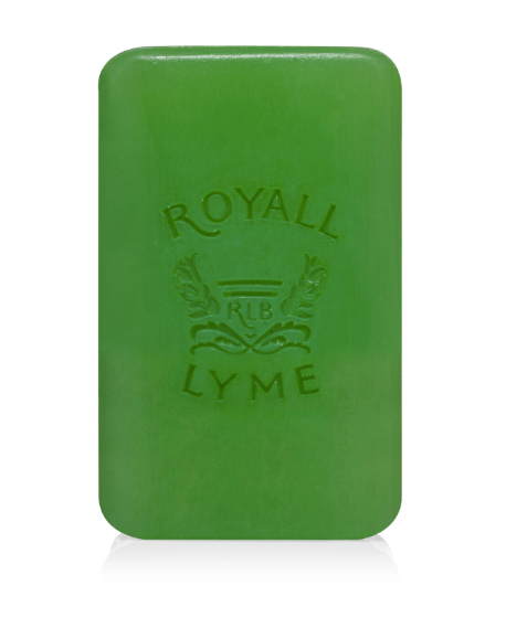 ROYALL LYME BERMUDA - FACE AND BODY BAR SOAP 8oz (LYME)