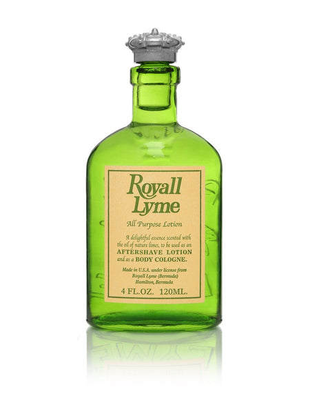 ROYALL LYME OF BERMUDA - LYME COLOGNE (4oz)