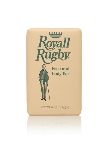 ROYALL LYME OF BERMUDA - FACE AND BODY BAR SOAP 8oz (RUGBY)