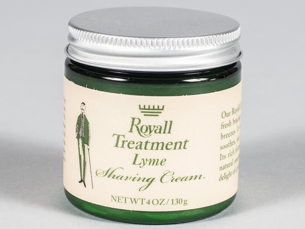 ROYALL LYME BERMUDA - SHAVING CREAM (LYME)