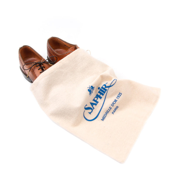 SAPHIR - COTTON TRAVEL SHOE BAG