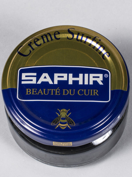 SAPHIR CREME SURFINE GLASS JAR - 50ML