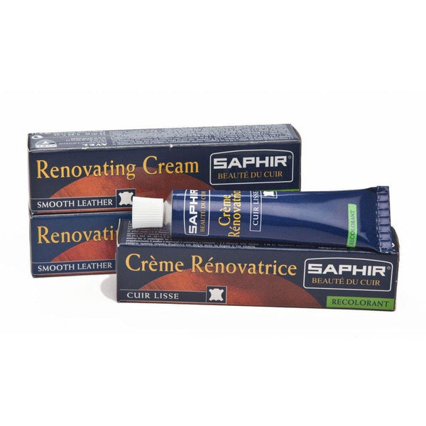 SAPHIR - EDGE DRESSING & RENOVATING RECOLORANT REPAIR CREAM