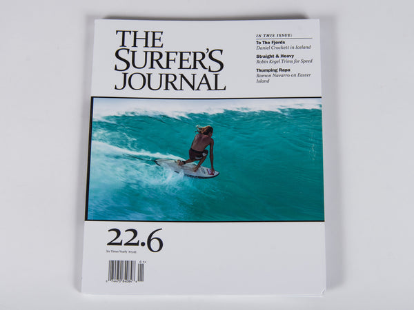 Surfer's Journal- Issue 22.6