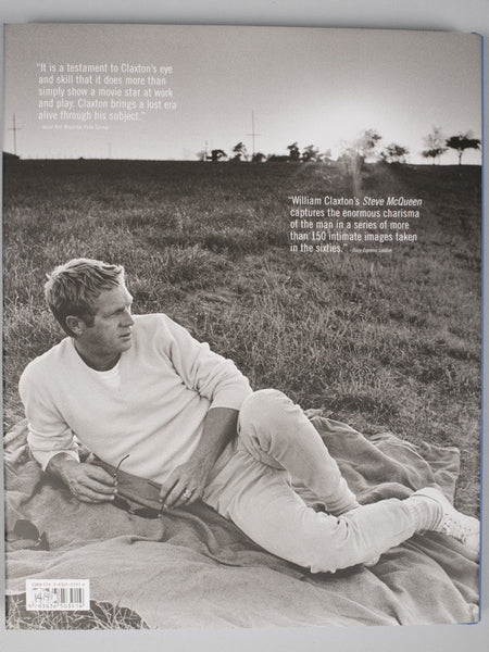 TASCHEN BOOKS - WILLIAM CLAXTON. STEVE MCQUEEN