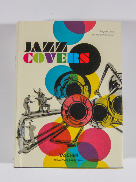TASCHEN BOOK - JAZZ COVERS