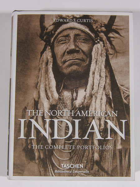 TASCHEN BOOK - THE NORTH AMERICAN INDIAN