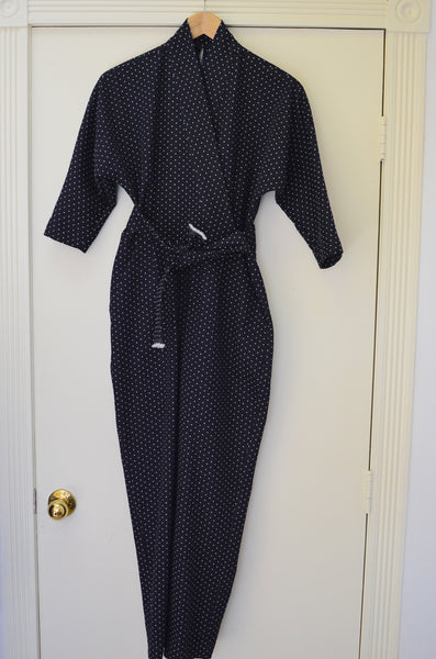 THE TOKYO JUMPSUIT - POLKA DOTS
