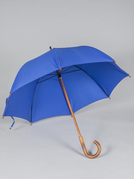 THE UMBRELLA SHOP - DOMESTIC SOLIDS (BLUE)