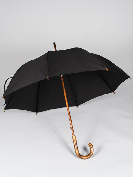 THE UMBRELLA SHOP - DOMESTIC SOLIDS (BLACK)