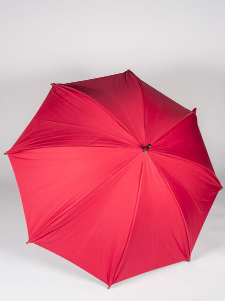 THE UMBRELLA SHOP - DOMESTIC SOLIDS (RED)
