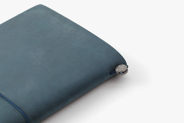 TRAVELER'S NOTEBOOK - REGULAR SIZE (NAVY BLUE)