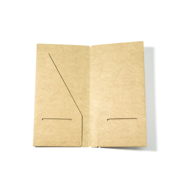 TRAVELER'S NOTEBOOK - REGULAR SIZE (REFILL - KRAFT FILE FOLDER 020)