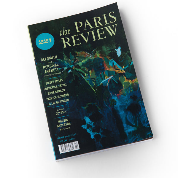 THE PARIS REVIEW - NO. 221 SUMMER 2017