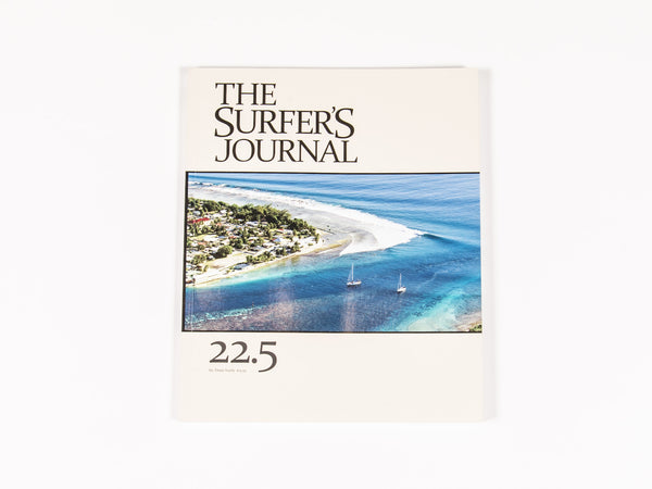 Surfer's Journal- Issue 22.5