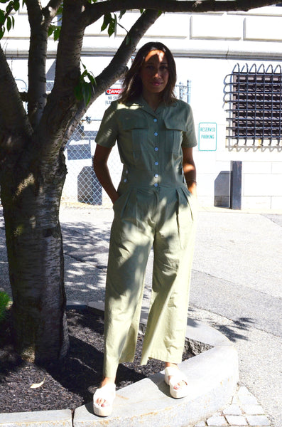 PTC - US FORESTRY SERVICE JUMPSUIT (OLIVE)