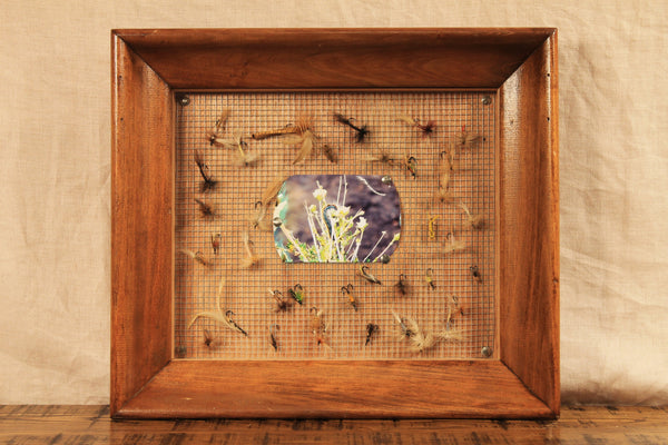 Portland Trading Co.- Fly Fishing Knot Frame