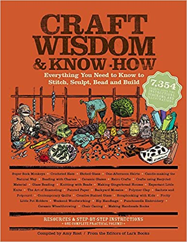 WISDOM & KNOW HOW BOOK - CRAFT