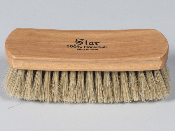 STAR - BOOT/SHOE SHINE/BUFF BRUSH (NEUTRAL)