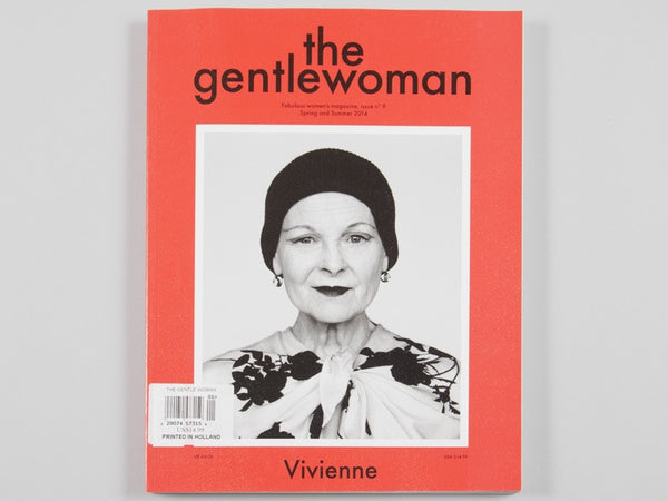 the gentlewoman magazine - no. 9 Spring and Summer 2014