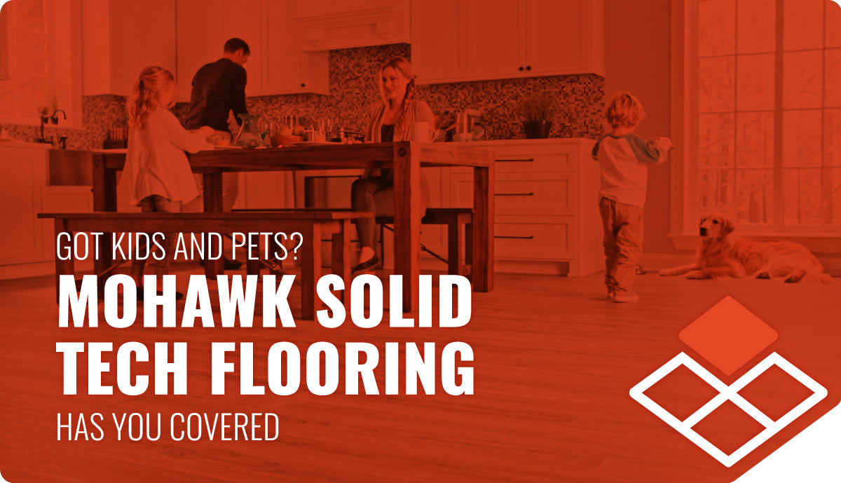 Mohawk Solid Tech Flooring