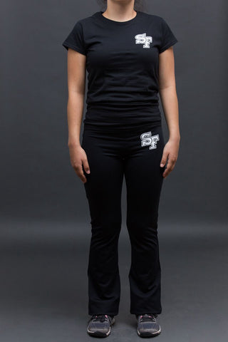 Saint Francis Ladies Fitness Yoga Pant