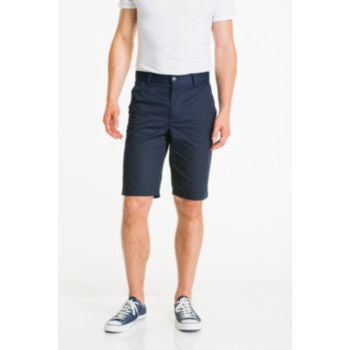 Navy & White Mens Walking Short