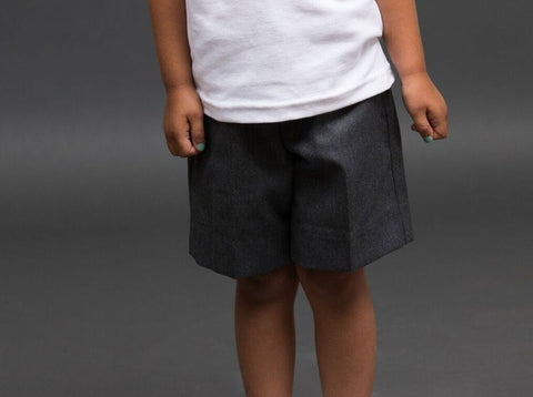 Grey Uniform Shorts (unisex)